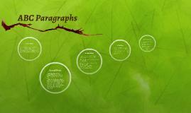 ABC Paragraphs