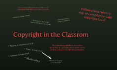 Copyright in the Classrom