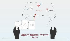 Jogos de Negócios- Empresa Bravo