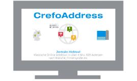 Mit CrefoAddress zu mehr Kunden