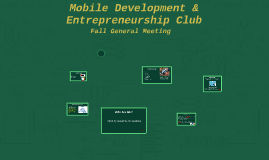 Mobile Development & Entrepreneurship Club