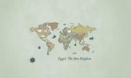 Egypt: New Kingdom
