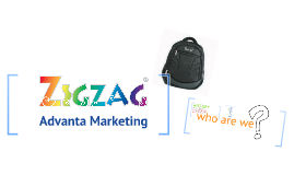 The A & Zee of Zigzag Advanta Marketing