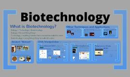 Copy of Biotechnology
