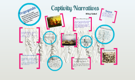 Major Themes of Captivity Narratives