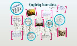 Major Themes of Captivity Narratives