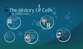 The History Of Cells
