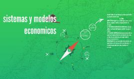 sistemas y modelos economicos