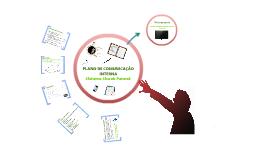 Copy of Plano de Comunicação Interna