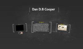 Dan D.B Cooper