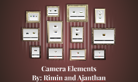 Camera Elements