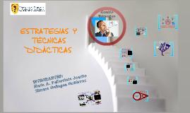 Copy of Estrategias y Técnicas Didácticas - Peñarrieta & Gallegos