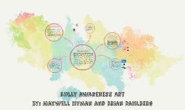 Bully Awareness Art