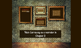 nick carraway reliable narrator essay · analysis of nick carraway as an honest narrator in the great essay prompt nick says: honest are his depictions of others honest is nick a reliable narrator.