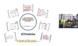 Copy of El Pretérito