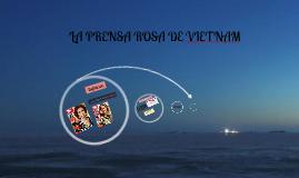 LA PRENSA ROSA DE VIETNAM