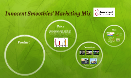 innocent marketing report Innocent drinks target market  target marketing is when you market to a specific demographic or geographic segmented group  innocent drinks was created in 1998.