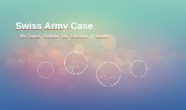 Swiss Army Case