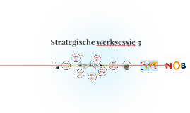 Strategische werksessie 3