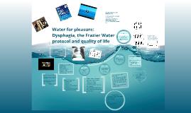Frazier Water protocol