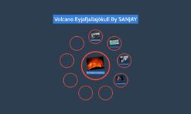 Volcano Eyjafjallajökull By SANJAY