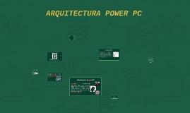 Arquitectura Power PC