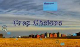 Crop Choices