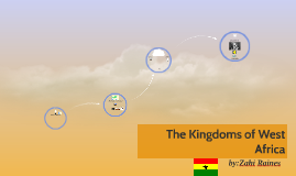 The kingdoms f West Africa