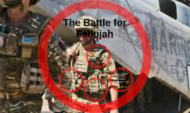 The Battle of Fallujah