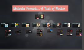 Malinda's International Day Presentation