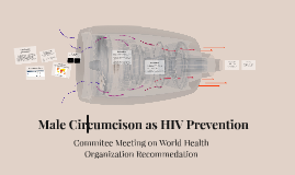 Male Circumcison as HIV Prevention