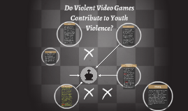 do violent video games contribute to youth violence essay The availability of video games has led to an epidemic of youth violence it is that violent video games may be one henry jenkins is the director of.