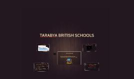TARABYA BRITISH SCHOOLS