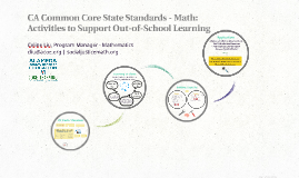 At-Home Learning (Math) - FEN