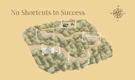 No Shortcuts to Success