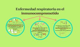 Enfermedad respiratoria en el inmunocomprometido