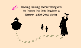 NUSD and Common Core State Standards
