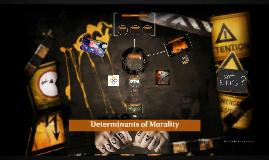 determinants of morality
