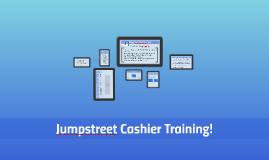 Jumpstreet Cashier Training!