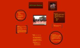 Copy of African Dance