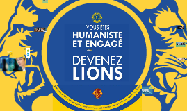 LIONS CLUBS DE FRANCE - Version sans vidéos