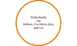 Copy of Pecha Kucha