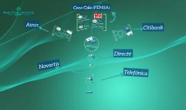 Personigrama (Telefonica-Avon-Novartis-Directv-Citi-CocaCola)