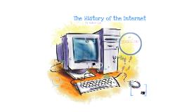 Timeline of the Internet