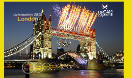 London Orientation 2018