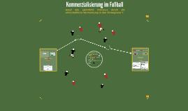 Kommerzialisierung im Fussball