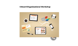 SGA E-Board Organizational Workshop