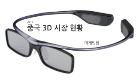 3D 시장 현황