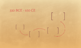 330 BCE - 100 CE