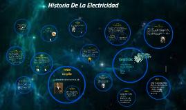 Copy of Copy of Historia de la Electricidad